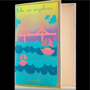 Benefit Cosmetics Take Me Anywhere Passport Cover